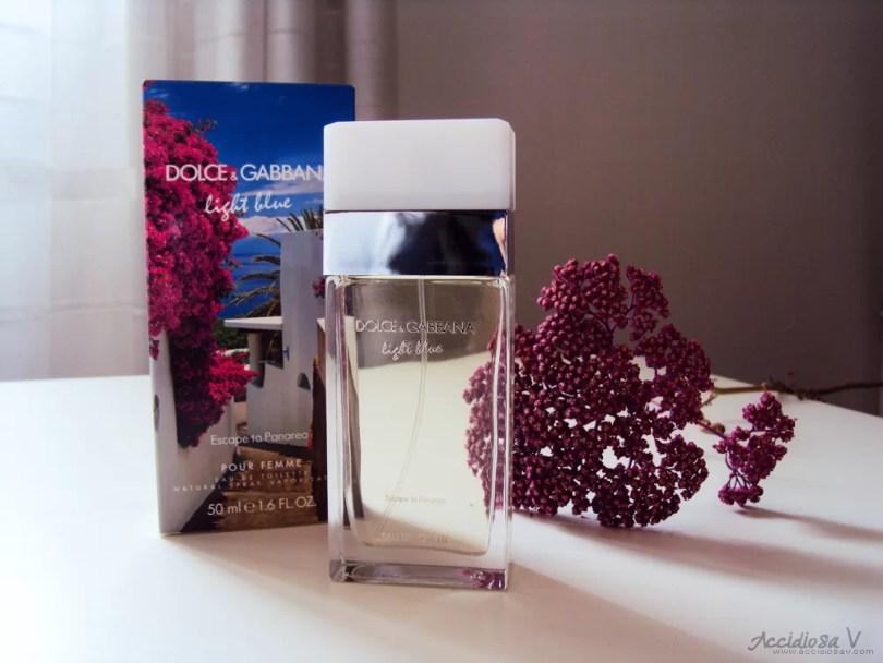 Dolce & Gabbana Light Blue Escape To Panarea | AccidiosaV