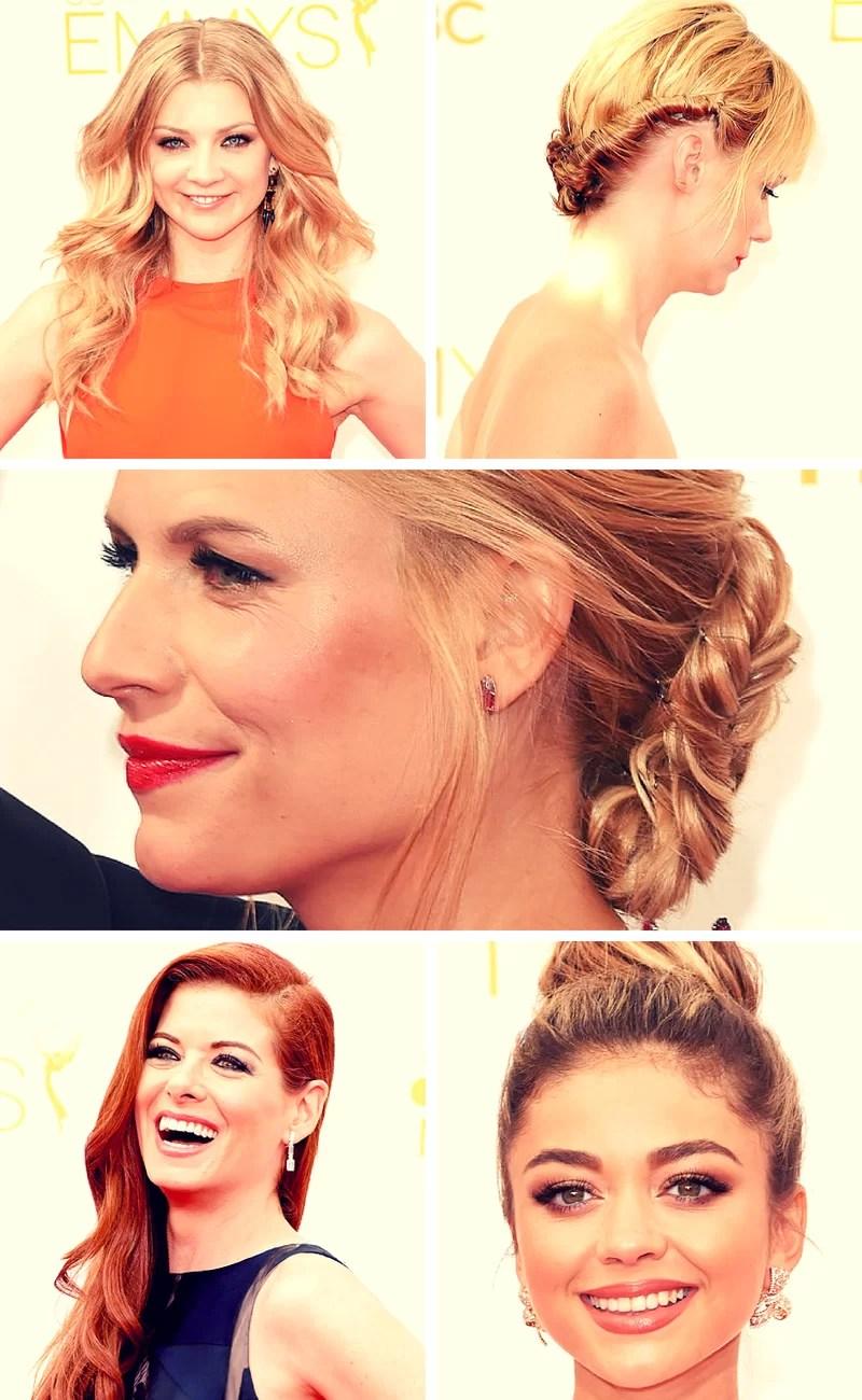 Emmy Awards 2014 Beauty Looks