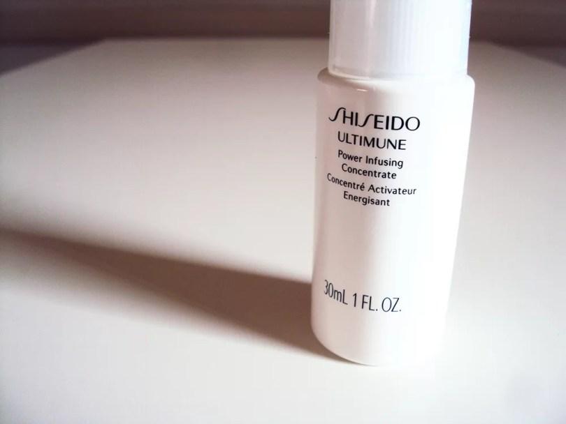 Shiseido Ultimune - Siero Viso - Lab Sample