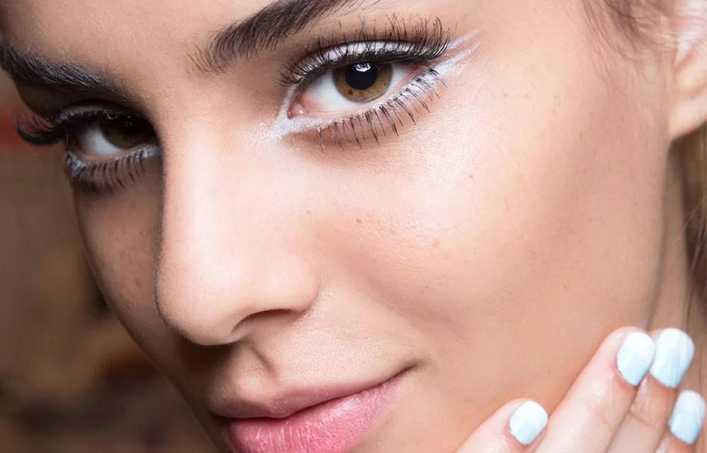 Trend Makeup Bianco Primavera Estate 2015 - Nanette Lepore
