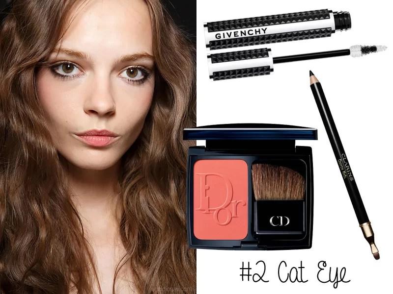 Idea makeup San Valentino: ispirazione da Emilio Pucci Primavera/Estate 2015
