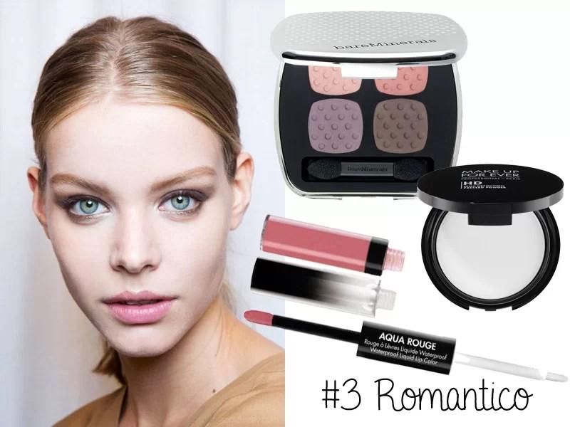 Idea makeup San Valentino: ispirazione da Gucci Primavera/Estate 2015