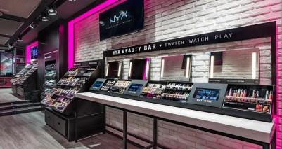 nyx cosmetics negozio barcellona 2