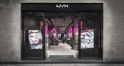 nyx cosmetics negozio barcellona