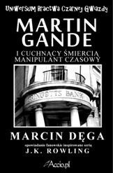 """okładka e-booka """"Martina Gande"""""""