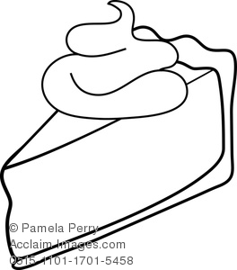 pie coloring page # 20