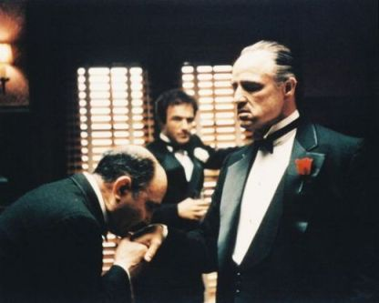 Some Negotiations Are Like Visiting The Godfather - Just A Bit Scary