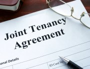 joint tenancy with children