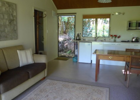 Selfcatering Accommodation Kerikeri. Wharepuke