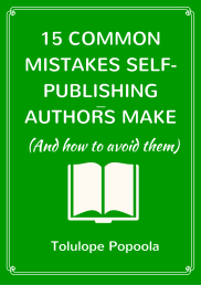 15 Mistakes Self-Publishing Authors Make