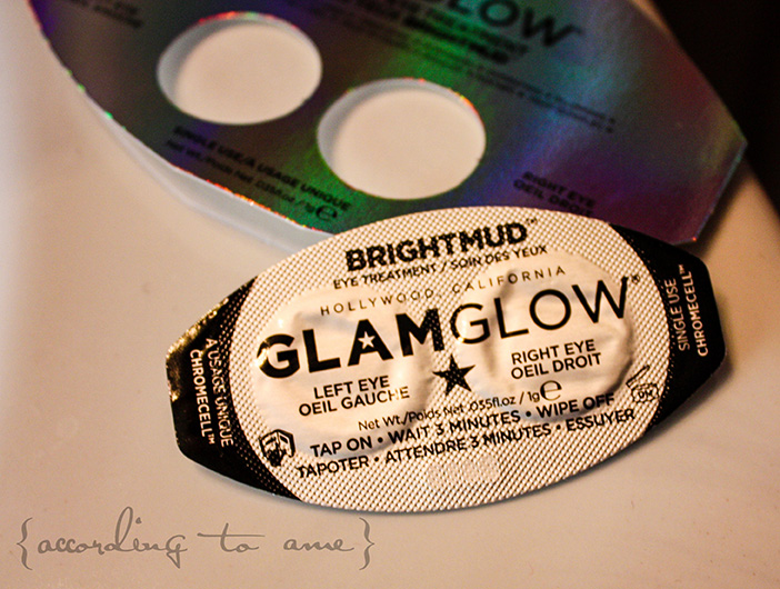 accordingtoame glamglow brightmud3