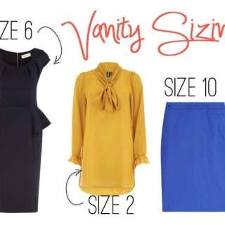 what is vanity sizing