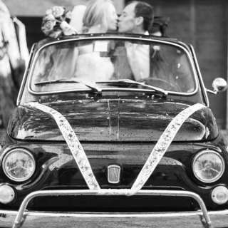 Wedding Week: Mr. & Mrs. Kisses
