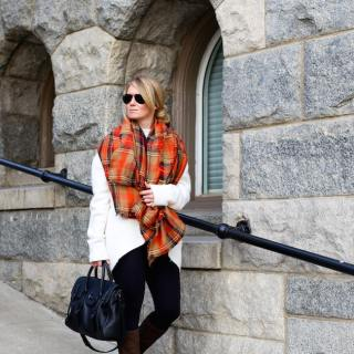 3 Simple Ways To Dress Up Winter Basics