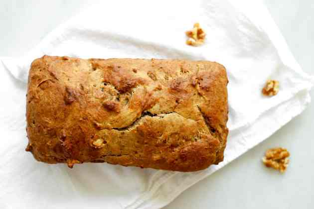 No Added Sugar Banana Bread 2