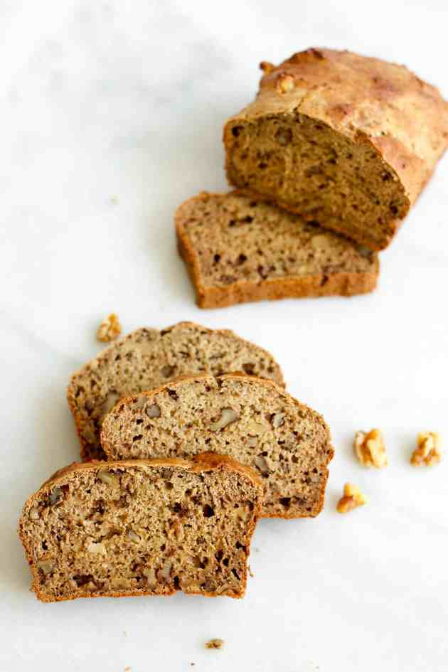 No Added Sugar Banana Bread 3
