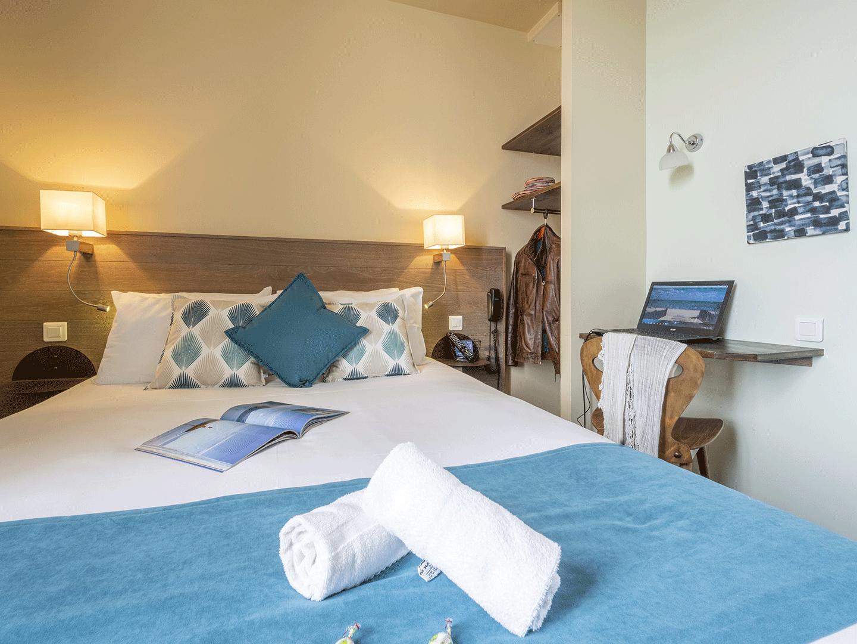 Hôtel Accostage - La Rochelle - Chambre Triple Supérieure - 1