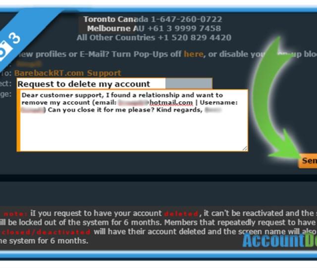 Delete Bbrt Account 3