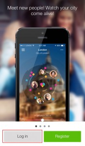 Lovoo app sign in