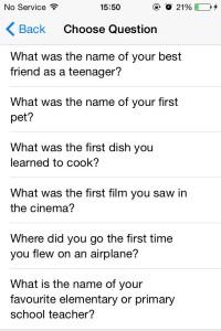 iCloud answer