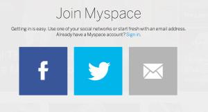 Join Myspace