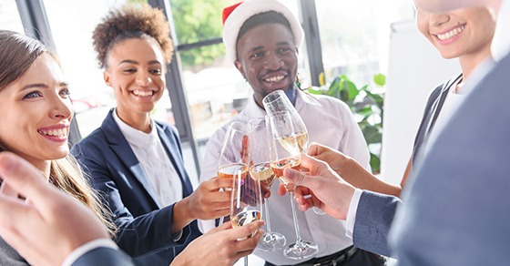 employee appreciation during the holidays