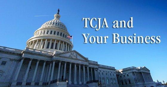 tax cuts and jobs act analysis