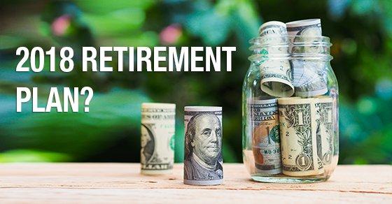 Best Retirement Plans for 2018