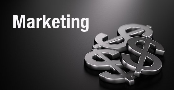 Determining your Company Marketing Spend