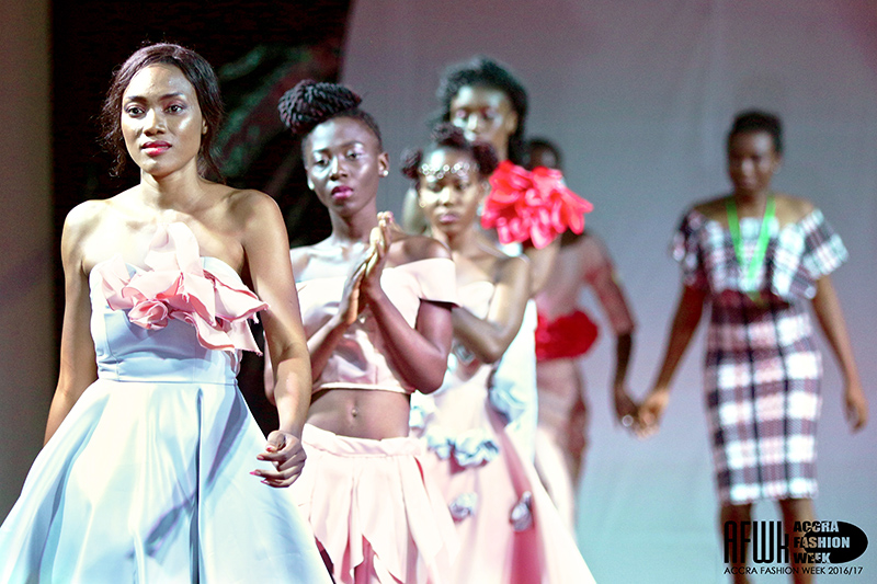 BlueCrest School Of Fashion   Design   Accra Fashion Week 2016     Download