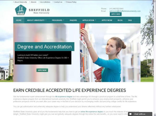 Online accredited universities