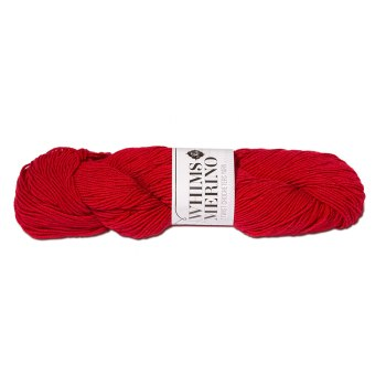 whims furls yarn red