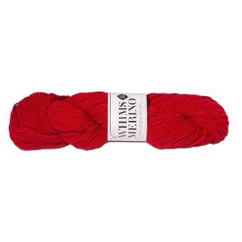 whims furls yarn red