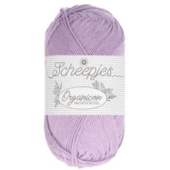 Scheepjes Organicon - Colour 205 Lavender
