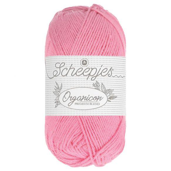 Scheepjes Organicon - Colour 207 Apple Blossom