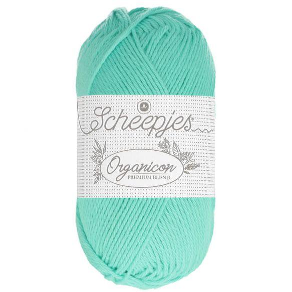 Scheepjes Organicon - Colour 215 Bright Ocean