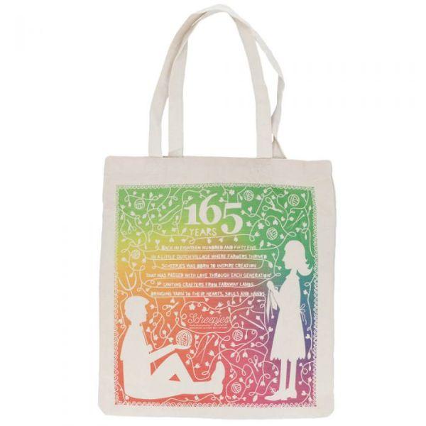 165th anniversary Scheepjes canvas bag