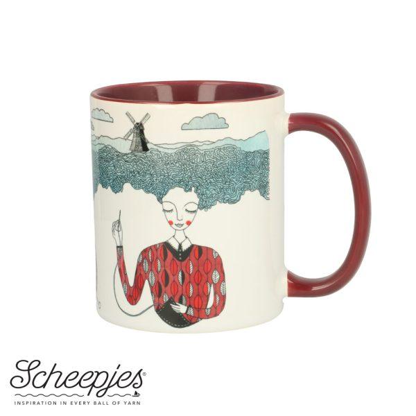 Scheepjes+Deez Limited Edition Mug
