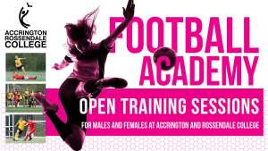 Football Academy Open Training Session