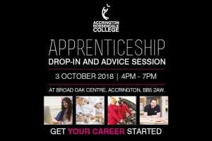 Apprenticeship October Open Event