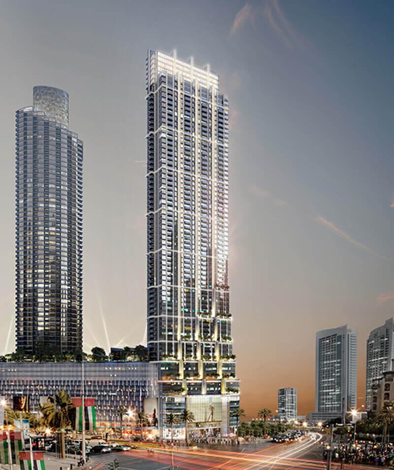 Boulevard Point Arabian Construction Company