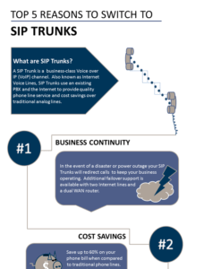SIP TRUNK INFOGRAPHIC thumbnail