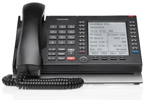 Toshiba IP telephone