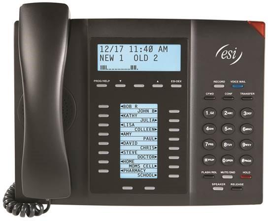 ESI business phone