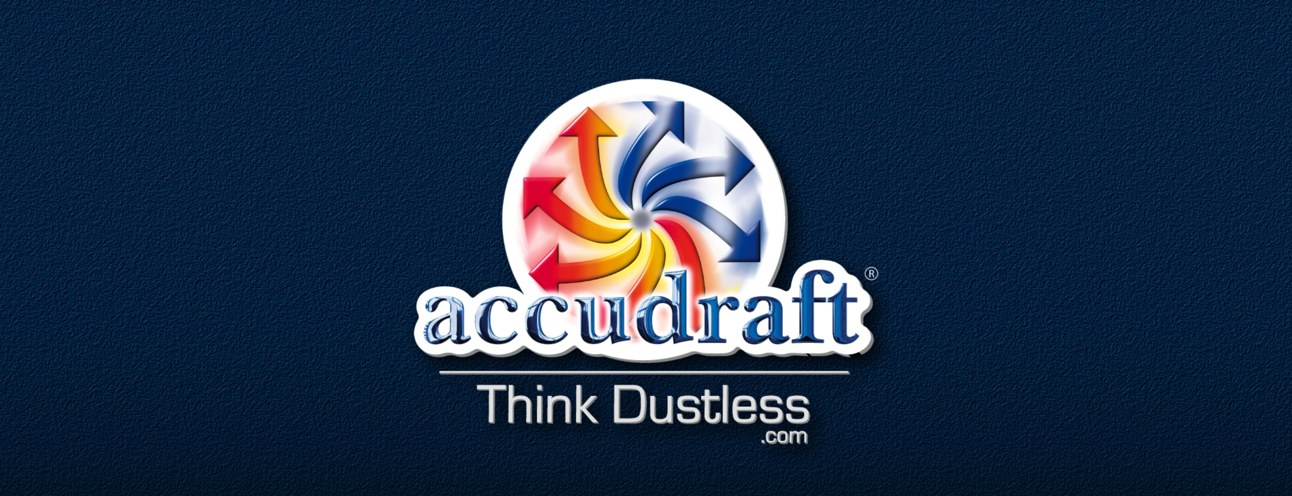 Accudraft Paint Booth Logo