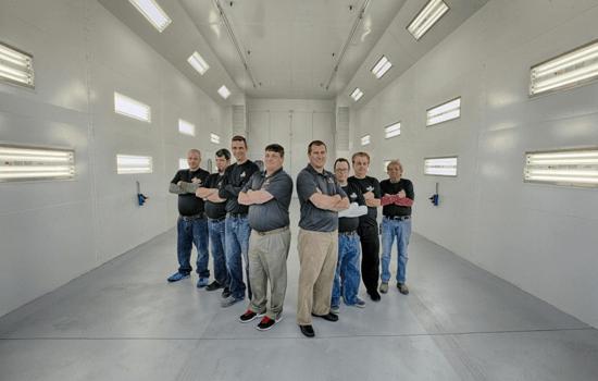 Spartan RV and Marine case study by Accudraft