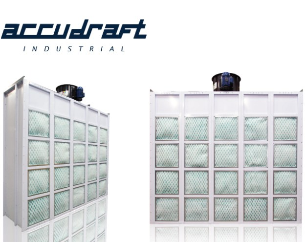 an exhaust wall for your paint booth