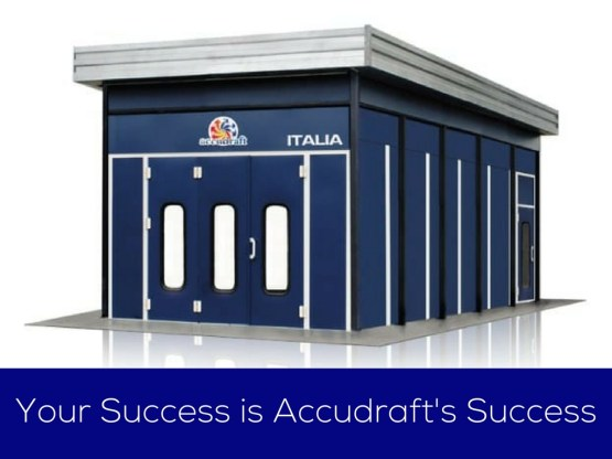 Your Success is Accudraft's Success