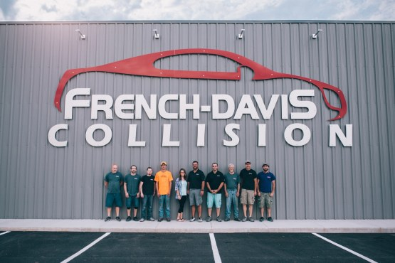 French-Davis Collision - An Accudraft Case Study