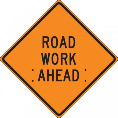 Image result for orange safety sign
